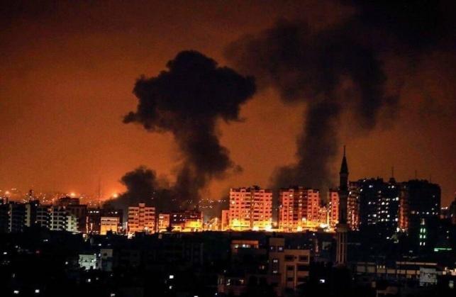 גוברת ההערכה כי ירי הרקטות לכיוון תל אביב היה בטעות