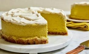 גם פרווה וגם ללא גלוטן. עוגת לימון מנצחת - ללא גלוטן, ללא אפייה ופרווה: עוגת לימון מנצחת