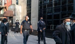 שוטרים וחרדים בניו יורק