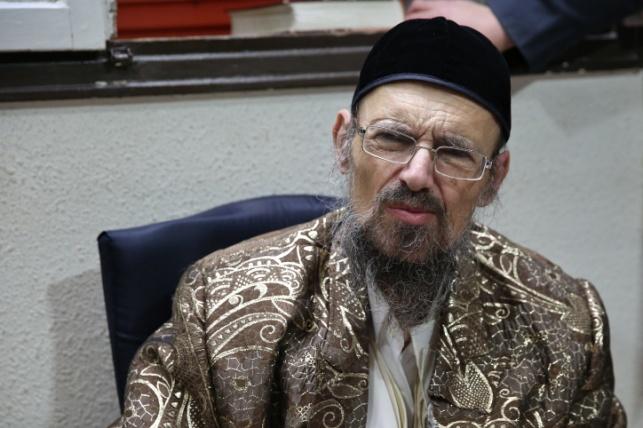 נעצר חשוד בירי בחצר ביתו של הרב דב קוק