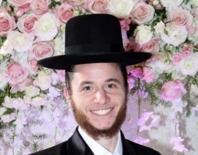 החתן שנהרג באסון מירון