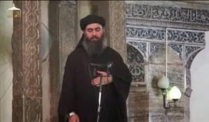 """בכירי דאע""""ש חשפו את מיקומו של אל בגדדי"""