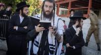 הפגנה ליד לשכת הגיוס בירושלים - תקנות הפטור לבנות יובאו להכרעת הרבנים