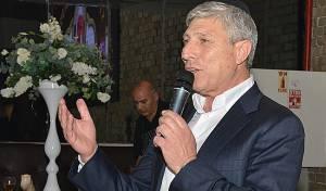 ראש עיריית קריית אתא יעקב פרץ