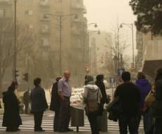אילוסטרציה - זיהום אוויר גבוה מאוד שורר בצפון הארץ