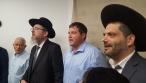 צפו: החיבוק של רמי גרינברג לקהילת חברון