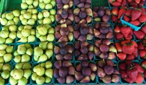 דוכן הפירות פעל ללא רישיון עסק. אילוסטרציה
