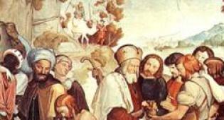 יוסף נמכר לישמעלים