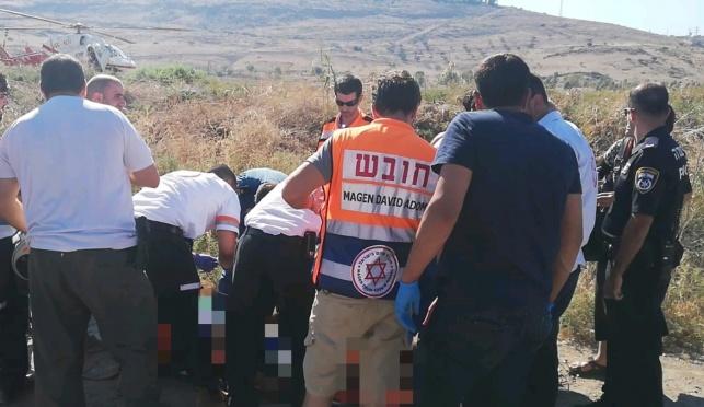 נפטר הנער אחיה ערקי בן ה-14 שטבע בירדן
