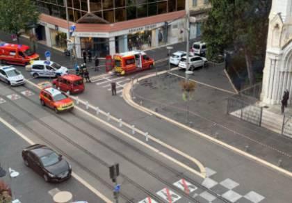 פיגוע טרור בצרפת: ראשה של אישה נערף; 2 נוספים נרצחו