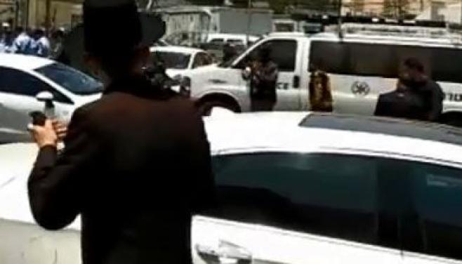 בהפגנה למען העריקה: 'חרדק' לחייל • צפו