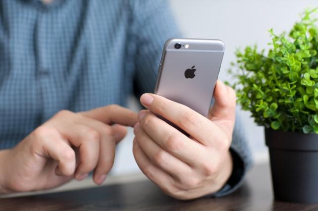 אייפון.