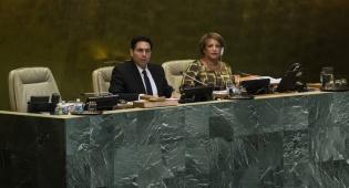 """שגריר ישראל באו""""ם דני דנון - ישראל וסעודיה הגישו יחד הצעה באו""""ם"""