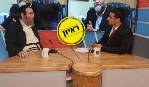הראיון המלא, מחר ב'ישי ורבינא בכיכר'