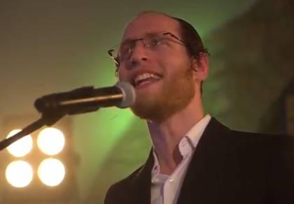 """מוטי וייס בסינגל חדש: """"ניגון אשיבה"""""""