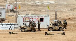 תרגיל בבסיס שיזפון. אילוסטרציה - עונשי ריתוק ל-46 חיילים ששיקרו שנדבקו בנגיף