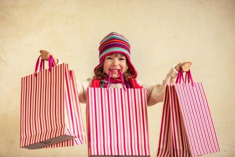 חגיגת קניות בקדס קידס. אילוסטרציה - חגיגת הקניות השנתית של גוגל: קדס קידס מצטרפים