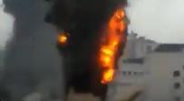 רצועת עזה, הבוקר: פאניקה בעת ההפצצות