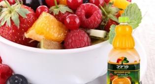 המיץ של פרי-ניב לא היה טבעי?