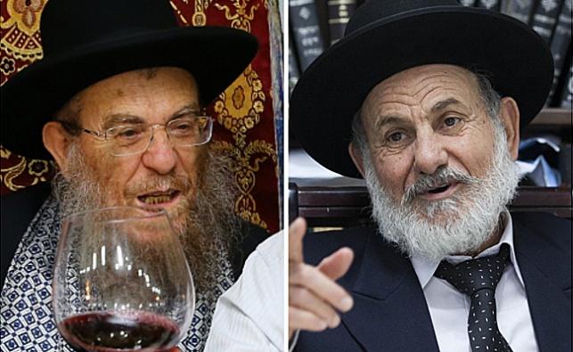 הרב בוארון והרב ברדא