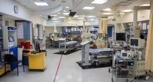 אילוסטרציה - הרופאים בבתי החולים הממשלתיים שובתים