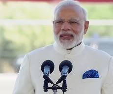 ראש ממשלת הודו נרנדרה מודי - ראש ממשלת הודו מבקר בישראל • שידור חי