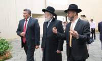 """הגרי""""מ לאו ביקר את יהודי קוסטה ריקה"""
