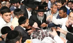 """האדמו""""ר רבי יקותיאל אבוחירא בציון"""