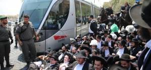 הפגנת 'הפלג' בירושלים, שהובילה לסיכום המפתיע