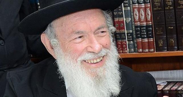 הרב יצחק זילברשטיין