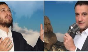 """ארי היל וחיים ישראל בדואט: """"אבא איתי"""""""