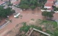 הצפות, בולען וחסימות כבישים: גשמים כבדים ברחבי הארץ