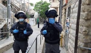 כוחות משטרה פרצו לבית כנסת של קיצונים