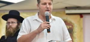 ראש העיר רמי גרינברג