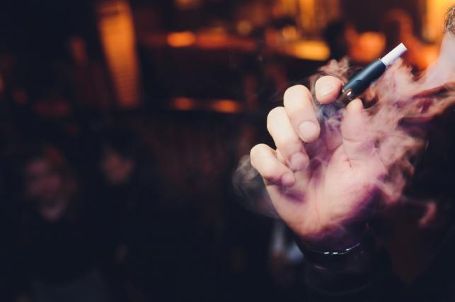 נפגעים נוספים בעקבות עישון סיגריות אידוי