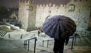 תחזית מזג אוויר: החורף חוזר; שלג בירושלים