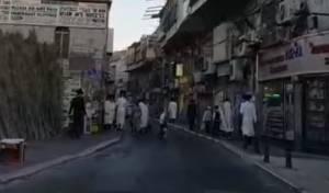 וידאו: דקות לכניסת יום הכיפורים במאה שערים