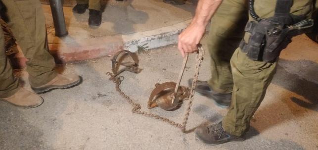 פלסטינים התאכזרו; בעלי החיים ניצלו