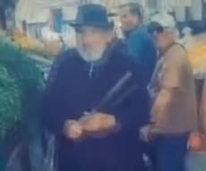 מחנה יהודה: ערבי התעלל בחרדי ובקשיש