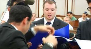הסליחות הגדולות בתל-אביב ●  צפו בוידאו