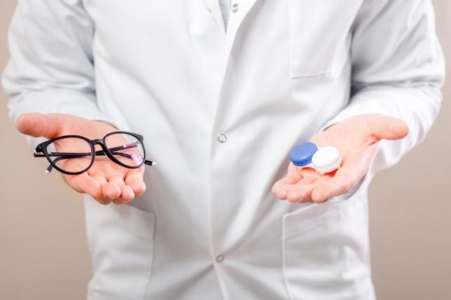 הצעה חדשה: עדשות מגע עם מרשם רופא