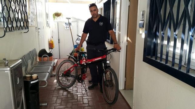 האופניים הפוגעות