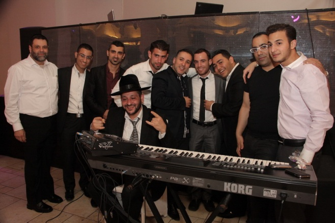 בר המצוה לבן הזמר אילן כהן צדק