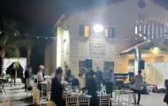"""בשטח פתוח: שוטרים פיזרו חתונות חב""""דיות"""