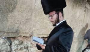 ה׳אלטערע׳  מרדכי (מוטי) אורליק - חתן בן 40: 'אלטערע' חסידות גור מתחתן