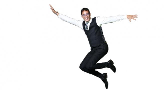 """אריק דביר בסינגל חתונות חדש - """"נרקוד"""""""