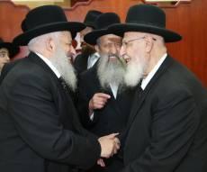 """תיעוד: שמחת בר המצווה לנין מרן הגר""""ע יוסף"""