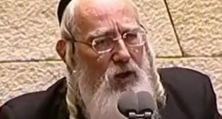 """ח""""כ ישראל אייכלר מבקש סליחה • צפו"""
