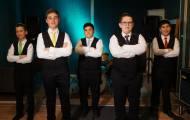 מקהלת 'משאלות' בביצוע בועט: 'בין הצלילים'