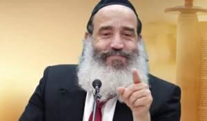 הרב יצחק פנגר להושענא רבה • שידור חוזר